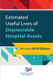 PDF Only - Estimated Useful Lives of Depreciable Hospital Assets, 2018 Ed. cover image