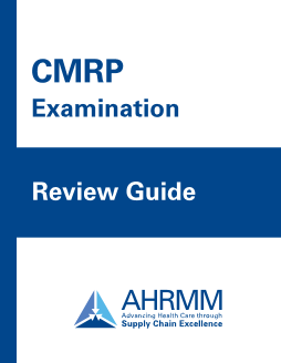 CMRP Examination Review Guide (electronic version)