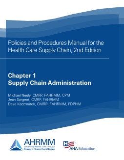 P&P Chapter 1 Supply Chain Administration Policies and Resources, 2nd Ed.