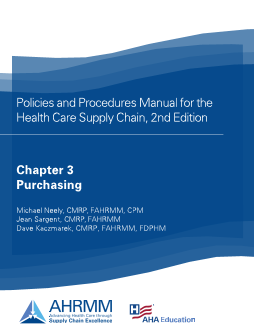 P&P Chapter 3 Purchasing Policies and Resources, 2nd Ed.
